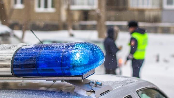 На трассе под Тольятти водитель Chevrolet сбил насмерть пешехода