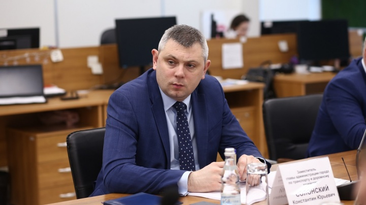 «Не надо утрировать»: замглавы Ростова — о переходе на Соборном и закатанных в асфальт рельсах