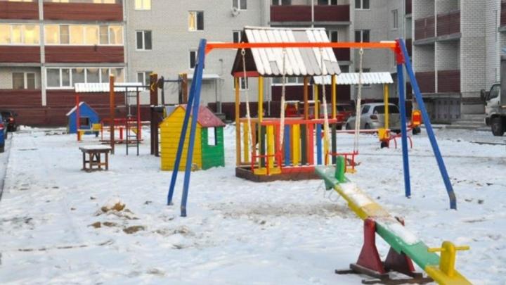 В Рябково осталось достроить одну многоэтажку
