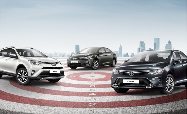 Для жителей Екатеринбурга грандиозная цель - новый автомобиль - станет легко достижима в марте