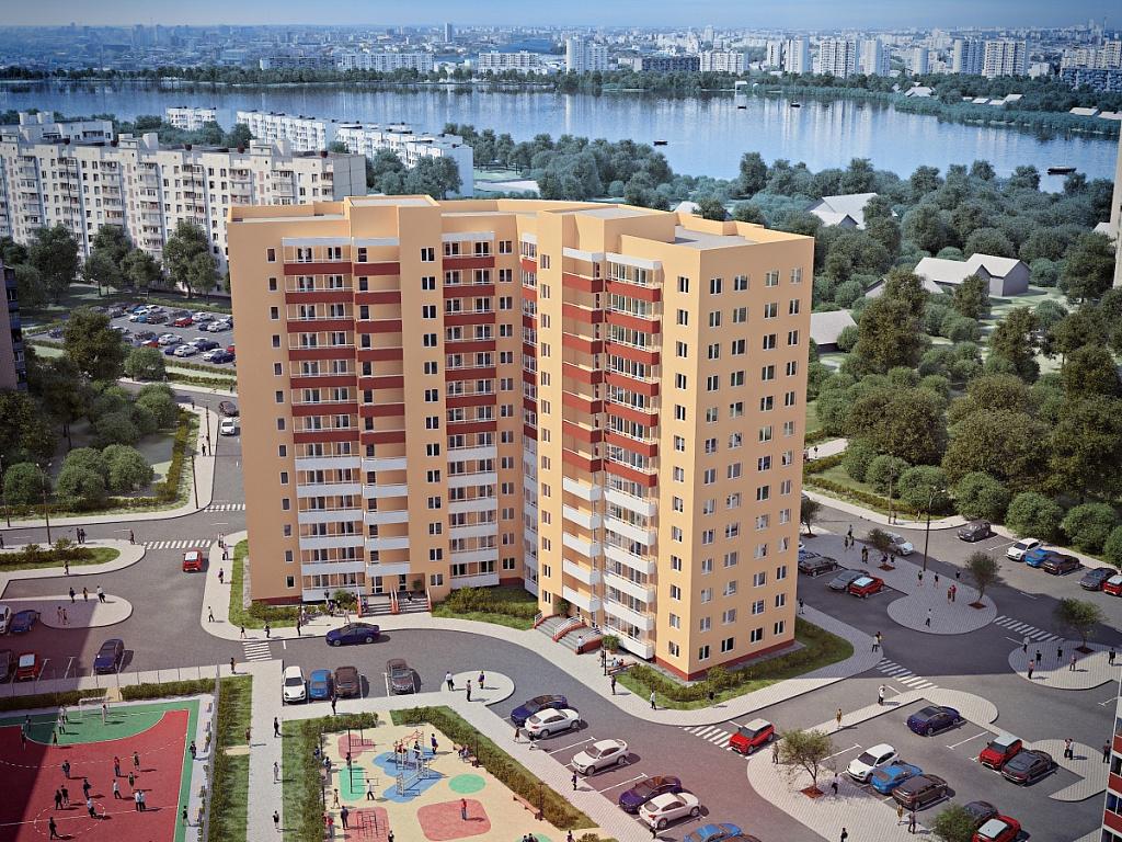 Квартиры V очереди получат улучшенные видовые характеристики — из их окон будет открываться панорама Нижне-Исетского пруда и Уктусского лесопарка