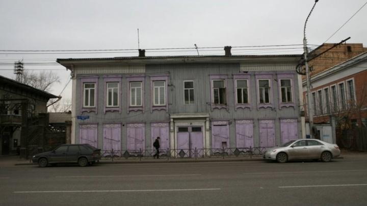 Старинные вещи времён Александра II нашли при реконструкции дома на Ленина