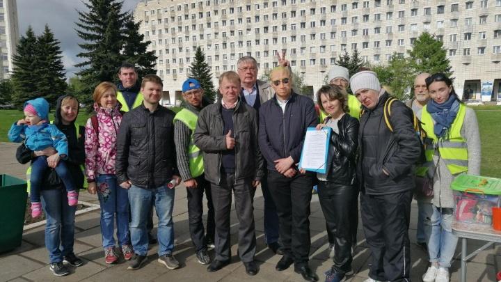 Свалки, выборы, пенсии: активисты из Поморья поддержали идею ПАРНАС о всероссийском референдуме