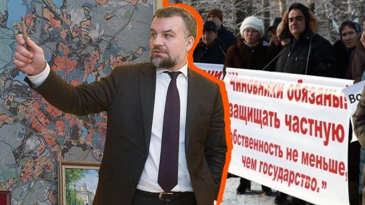 «Протесты частного сектора— это манипуляция»: первый вице-мэр— о том, как будем жить по новому генплану