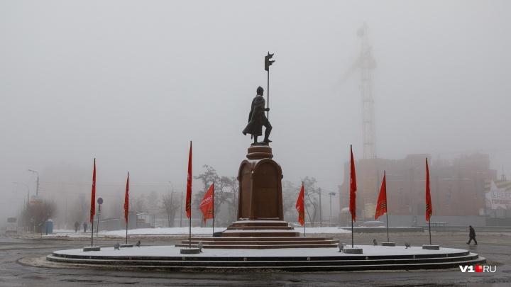 Сильный ветер и снег с дождём: синоптики обещают волгоградцам туманное и сырое воскресенье