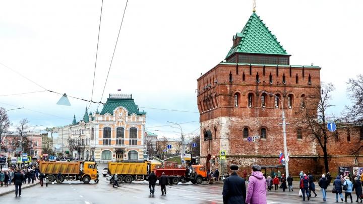 Минус 31 улица. Рассказываем, какие места перекроют в Нижнем Новгороде на майские праздники