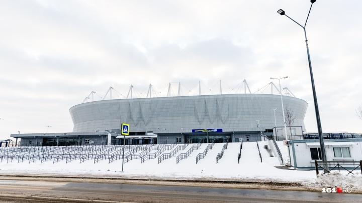 Рок-концерты, экскурсии, ярмарки: глава Минспорта рассказал, как будет зарабатывать «Ростов Арена»