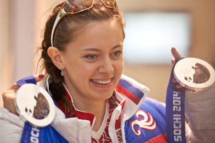 Ольга Вилухина уверяет, что не нарушала антидопинговые правила