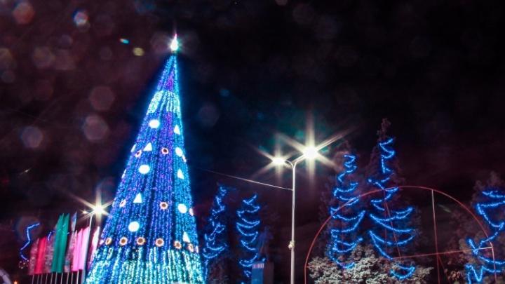 Часть улицы Большой Садовой станет пешеходной на Новый Год и Рождество