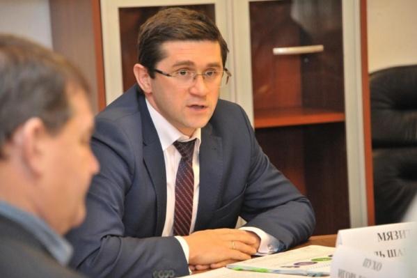 Реналя Мязитова уволили из СОФЖИ после скандала с участием экс-главы самарского депстроя