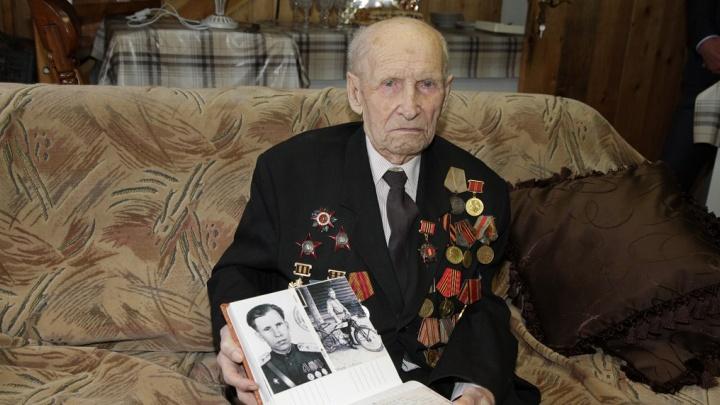 В Перми на 105-м году жизни скончался участник Великой Отечественной войны Николай Хорев