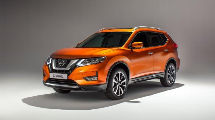 Nissan X-Trail получил новый передок