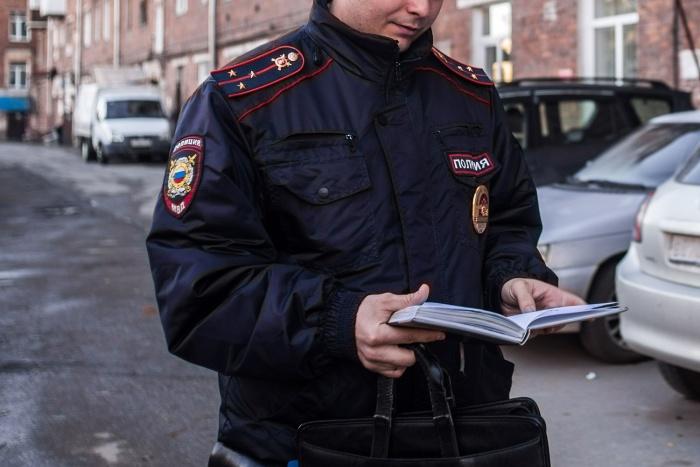 Подростка нашли полицейские