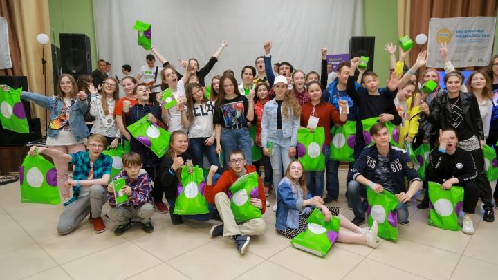 Молодые журналисты из Самары побывали на фестивале «Волжские встречи»