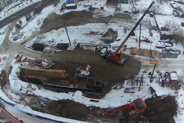 Дорогу перекроют для строительства подземного пешеходного перехода