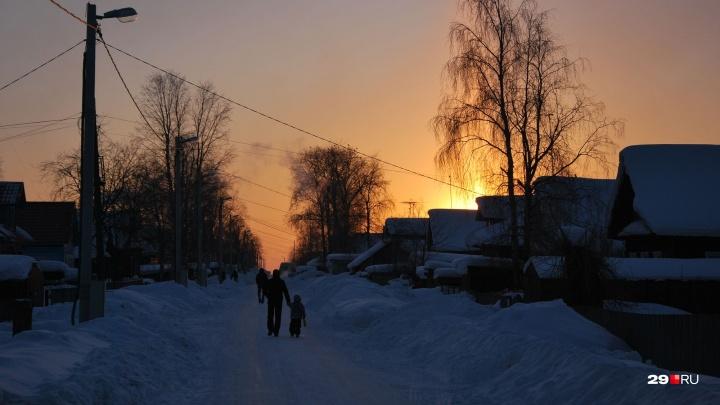 Залез погреться: жителя Каргопольского района подозревают в незаконном проникновении в чужой дом