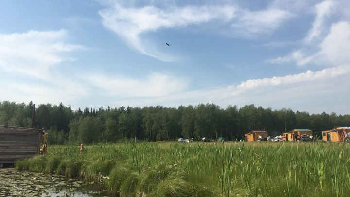 Путешествие на выходные: райский уголок без сотовой связи в трех часах езды от Красноярска