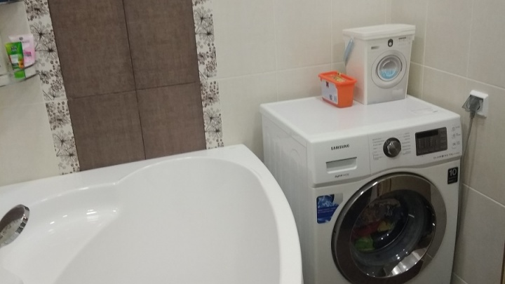 «Сезон ремонта»: ванная, где нет ничего лишнего