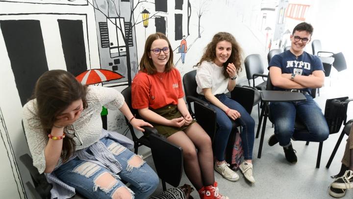 Грязи на улицах нет, а в метро — как в музее: что поразило французских подростков в Екатеринбурге