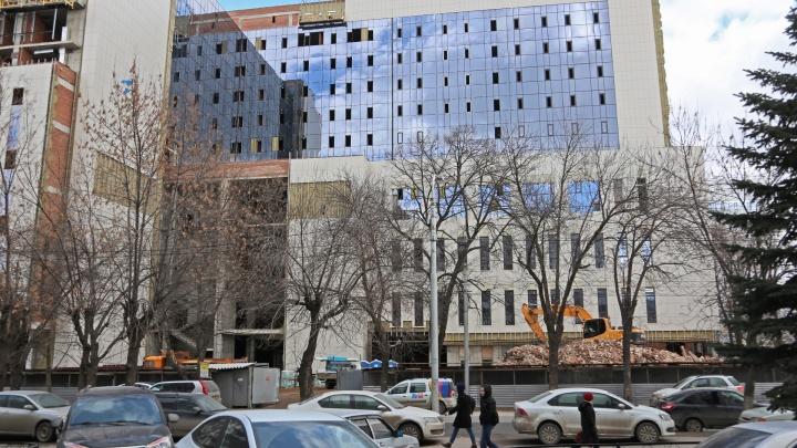 После драки кулаками: собственник снесенного Полежаевского пансиона в Уфе обжаловал решение суда