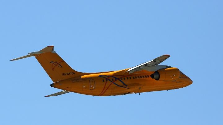 «Саратовские авиалинии» приостановили эксплуатацию Ан-148 после катастрофы в Подмосковье