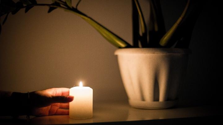 Жители Кировского района остались без света почти на день