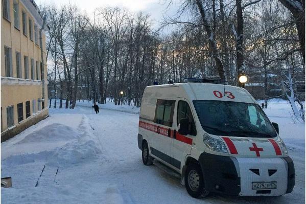 Работники саткинской скорой докатились до очередной акции протеста