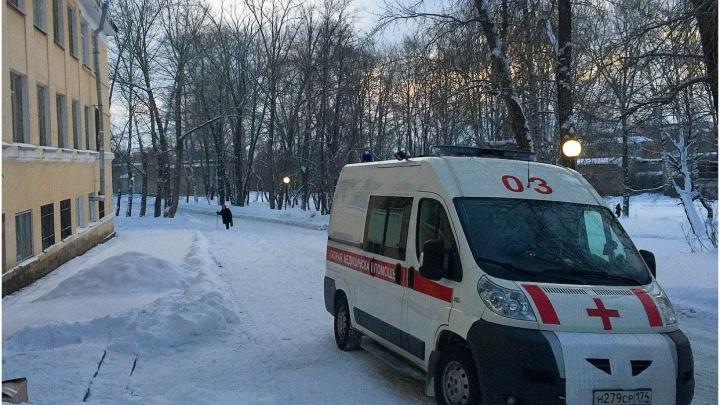 В Минздраве Челябинской области отреагировали на планы сотрудников скорой провести акцию протеста