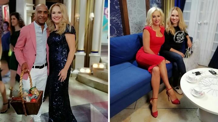 Многодетная «Королева Новосибирска» пришла на шоу «Давай поженимся!» и увела жениха-кубинца