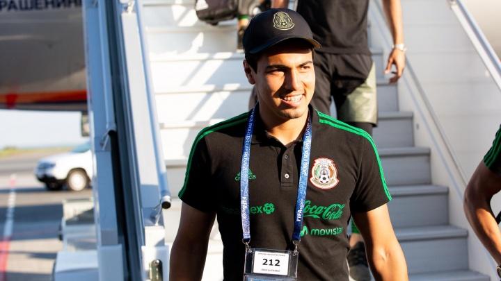 «Самару ждет один из самых ярких матчей»: сборная Мексики приземлилась в Курумоче