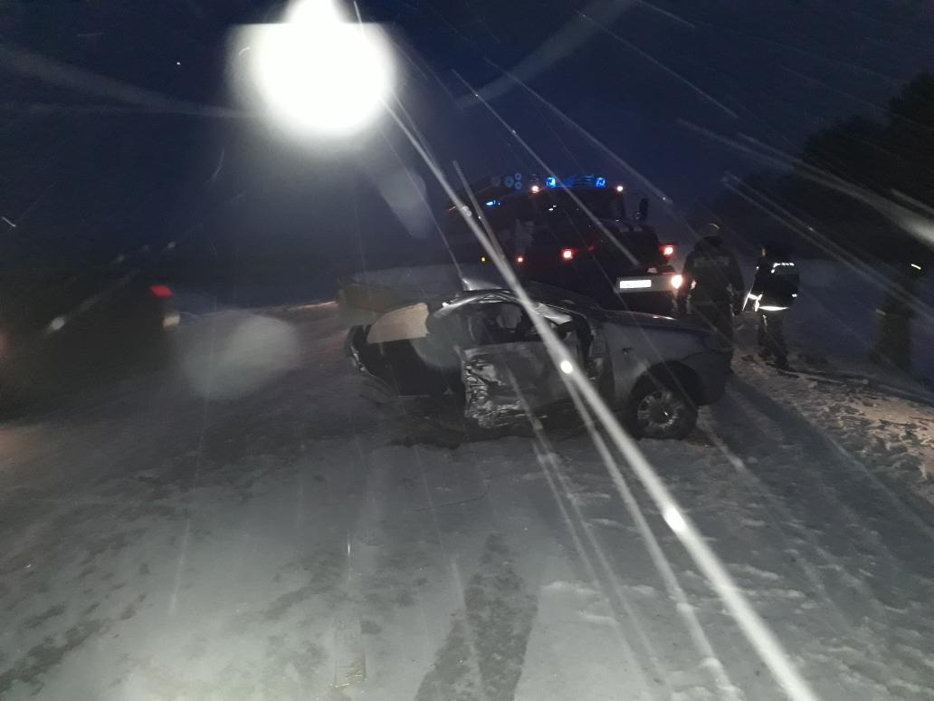 Автоавария вБольшемурашкинском районе Нижегородской области унесла жизни 3-х человек