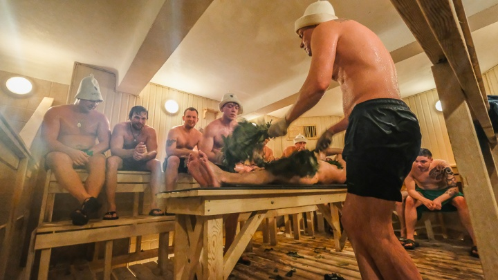 Отпарят за так: в Новосибирске пройдет фестиваль русской бани