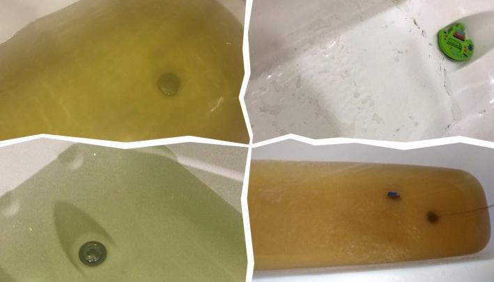 Специалисты подвели первые итоги проверки воды из-под крана, на которую пожаловались челябинцы