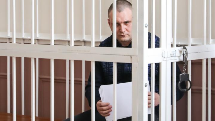 «Просим пожизненного заключения»: в Волгограде прошел суд над расчленителем волжанок Масленниковым