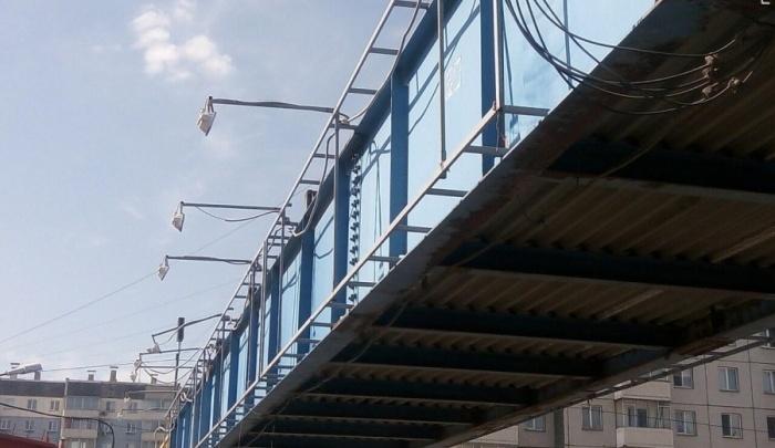 Снос виадука и строительство сетей: где в Красноярске сегодня перекроют дороги