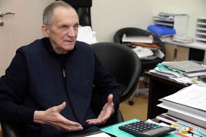 Владиславу Тетюхину было 86 лет