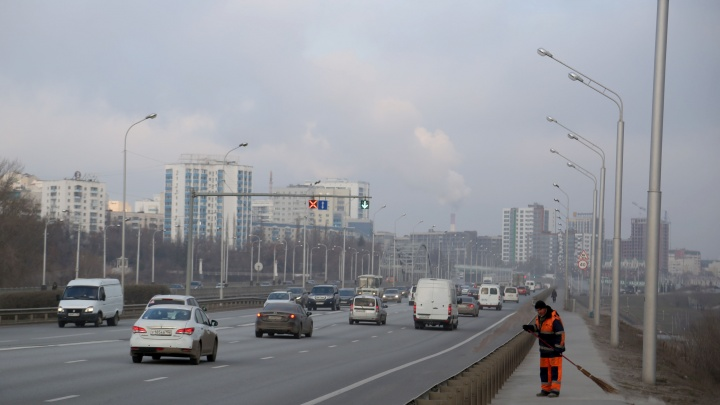 Облачно, местами до -20°С: синоптики рассказали, какая погода ждет Башкирию 15 ноября