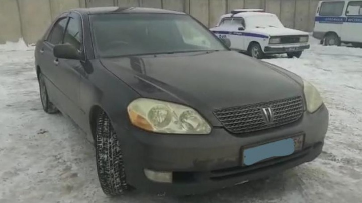 В Новосибирске задержан водитель, насмерть сбивший пешехода