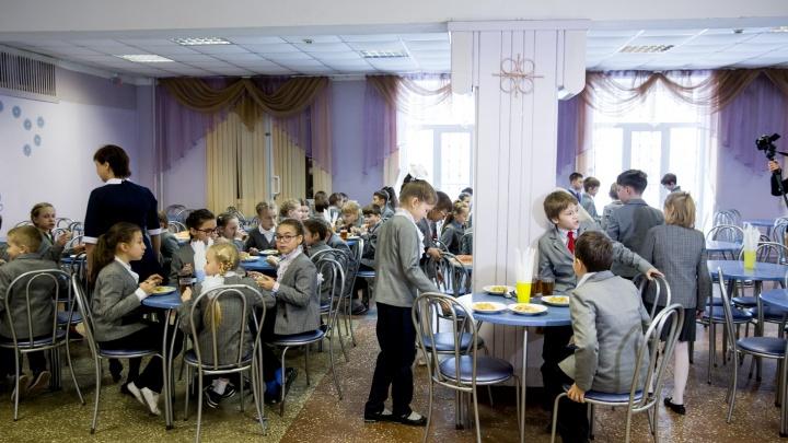 Для ярославских родителей открыли онлайн-регистрацию в школьные столовые