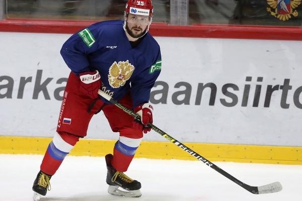 Анатолий Голышев — единственный игрок «Автомобилиста», получивший приглашение в национальную команду