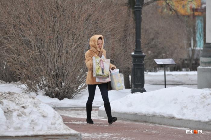 В Екатеринбурге заметно похолодает