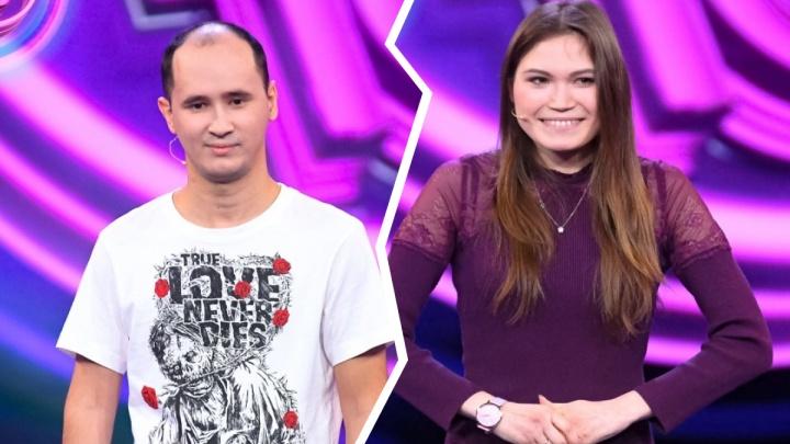 Тюменская семейная пара выступилана Comedy Баттл
