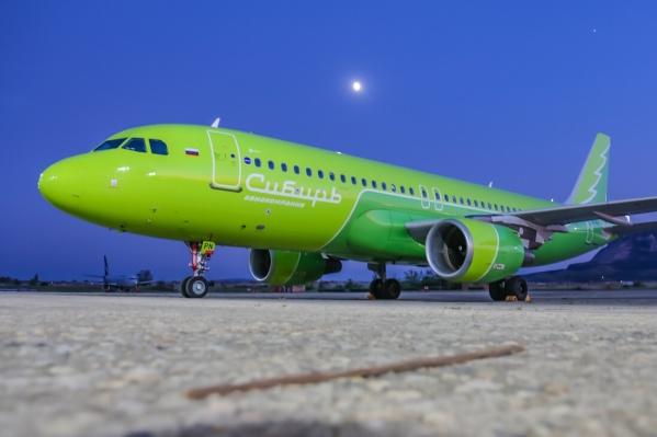 Сегодня самолёт в новой ливрее прилетит в Домодедово