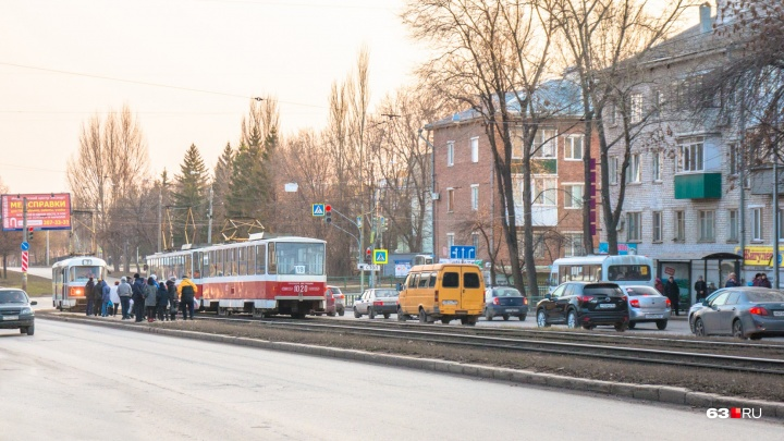 Мэрия дала добро на проектирование правого поворота трамвая на Ставропольской