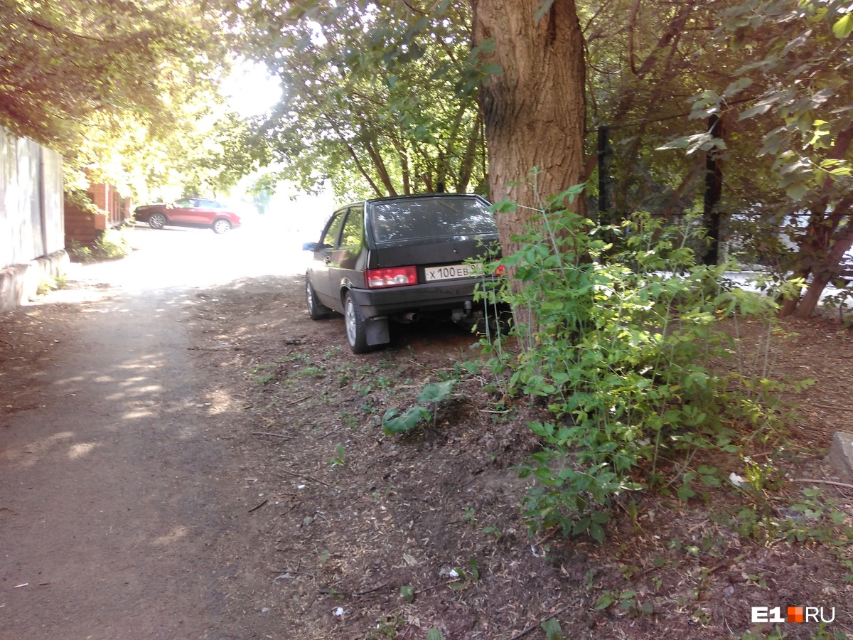 «Я паркуюсь как...»: способ погубить чью-то жизнь, бросив машину на остановке