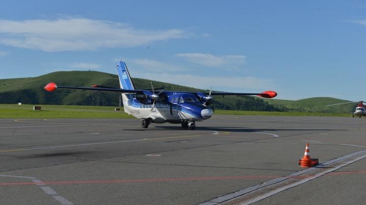 Магаданская авиакомпания отменила ежедневные рейсы из Новосибирска в Горно-Алтайск
