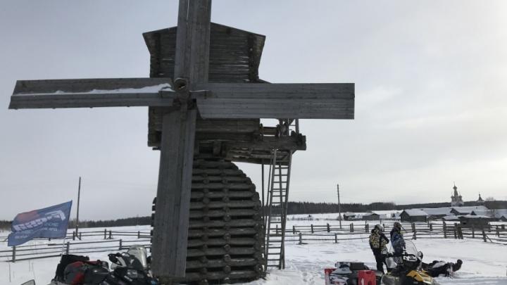 Весна на низких градусах и тепло северян: Поморье запомнилось экспедиции «На мерцающий свет маяка»