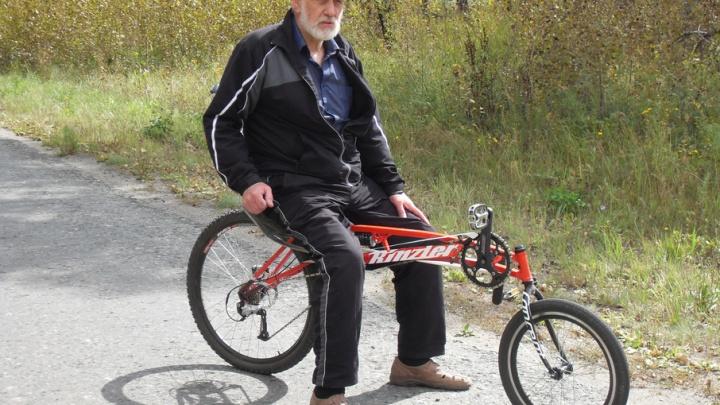 Лежачие велосипеды преподавателя КГУ будет выпускать курганский завод