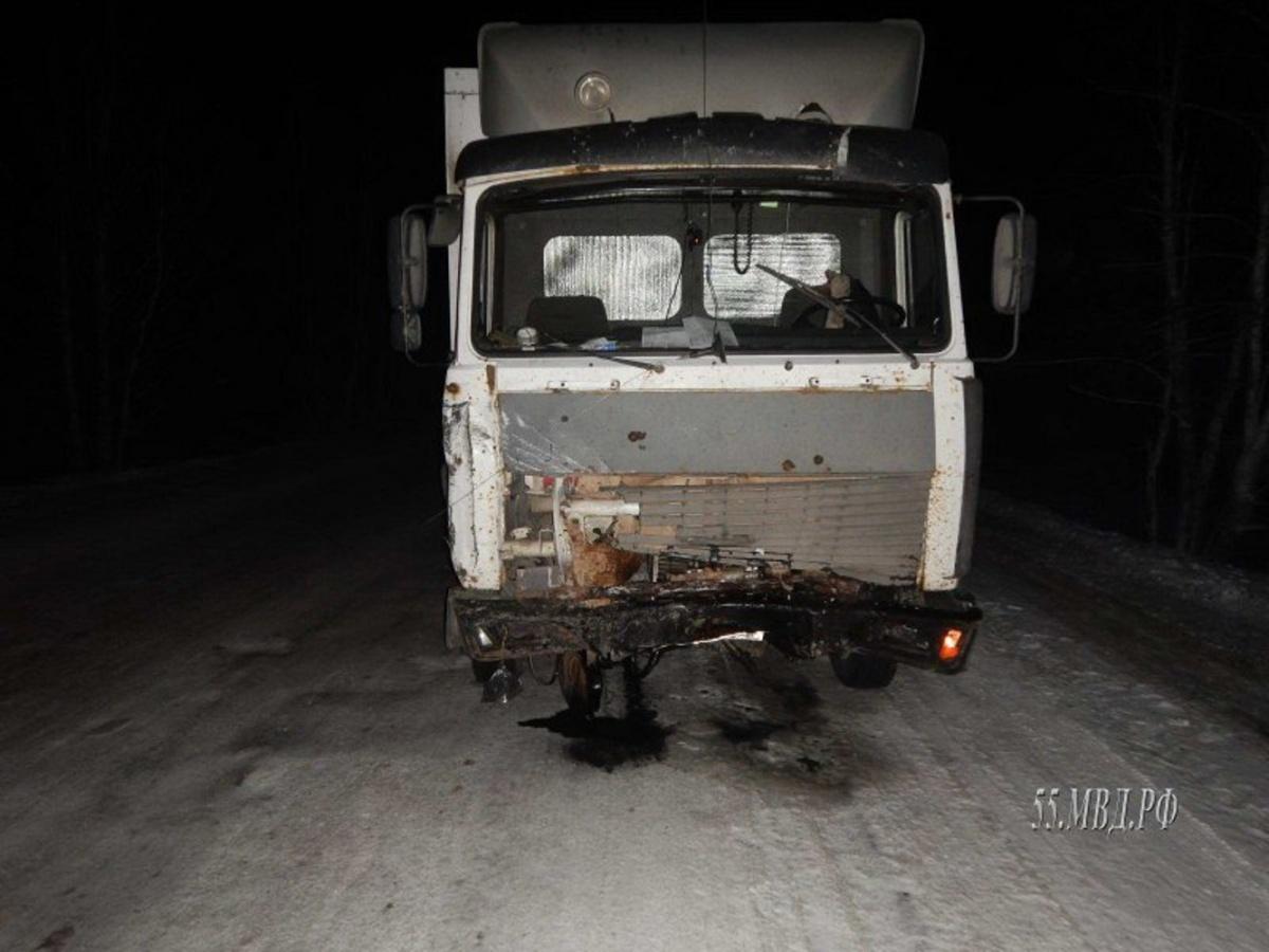 Наомской трассе 21-летняя девушка-водитель выехала на«встречку» ипогибла