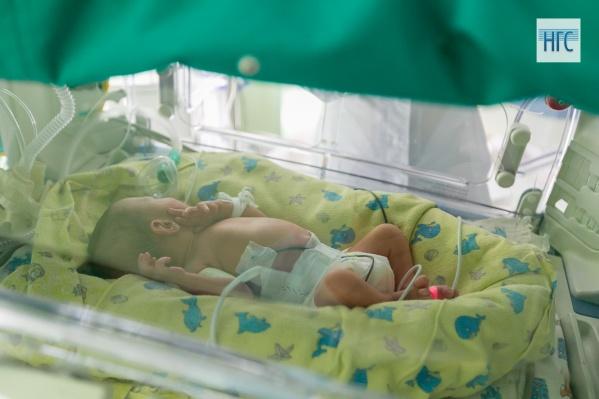 В 2017 году в крае родилось 35 тысяч малышей